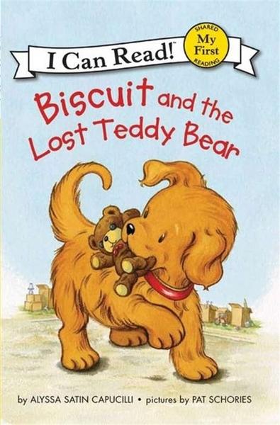 (二手書)An I Can Read Book My First Reading: Biscuit and the Lost Teddy ..