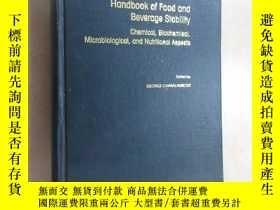 二手書博民逛書店英文書罕見Handbook Food and Beverage(