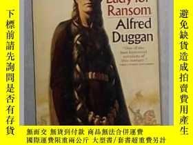 二手書博民逛書店英文原版罕見The Lady for Ransom by Alf