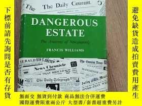 二手書博民逛書店Dangerous罕見Estate mY144640 內詳 內詳