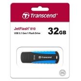 Transcend 創見 JetFlash 810 32GB 隨身碟 軍規抗震碟