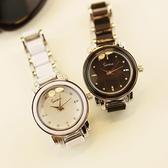快速出貨 手錶女學生簡約時尚潮流ulzzang小巧大氣休閒時裝手鏈式女表