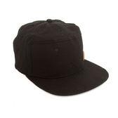 Deus Ex Machina Skully Cap 棒球帽  | 騎士衝浪品牌 - (黑)