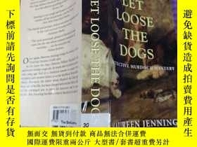 二手書博民逛書店外文書《LET罕見LOOSE THE DOGS 》 e架3層Y163703