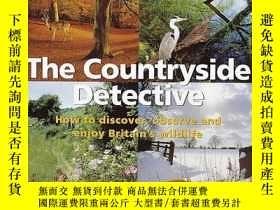 二手書博民逛書店The罕見Countryside Detective: How