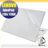 【Ezstick】Lenovo 110S 11 IBR 二代透氣機身保護貼(含上蓋貼、鍵盤週圍貼)DIY 包膜