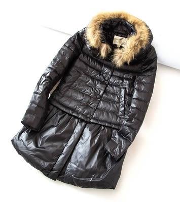 羽絨外套 冬裝長版羽絨外套羽絨服韓版女裝修身薄款羽絨服 免運直出 交換禮物