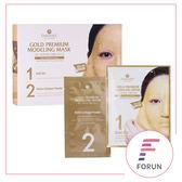 【韓國香蒲麗SHANGPREE】 黃金水光面膜 (5片装) 淡化皺紋 提拉緊實 潤澤提亮 貴婦頂級面膜