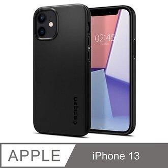 【愛瘋潮】手機殼 防撞殼 Spigen iPhone 13 (6.1吋) Thin Fit 手機保護殼