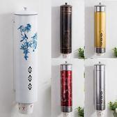 一次性紙杯架自動取杯器商用飲水機塑料水杯架加厚不銹鋼杯子架 免運快速出貨