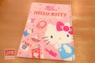 Hello Kitty 凱蒂貓 A4 20頁資料簿 45週年 桃粉 957335