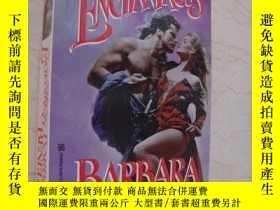 二手書博民逛書店The罕見Enchantress by BARBARA BENE