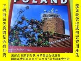 二手書博民逛書店Poland罕見波蘭 Parma Press【英文原版圖冊】小方本Y9636 Bogan Parma,Jame