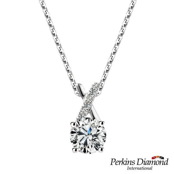 GIA PERKINS 伯金仕 X Series系列 0.50克拉鑽石項鍊