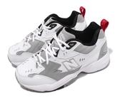 New Balance慢跑鞋 寬楦 女款 老爹鞋 N字608系列  NO.WX608RG1