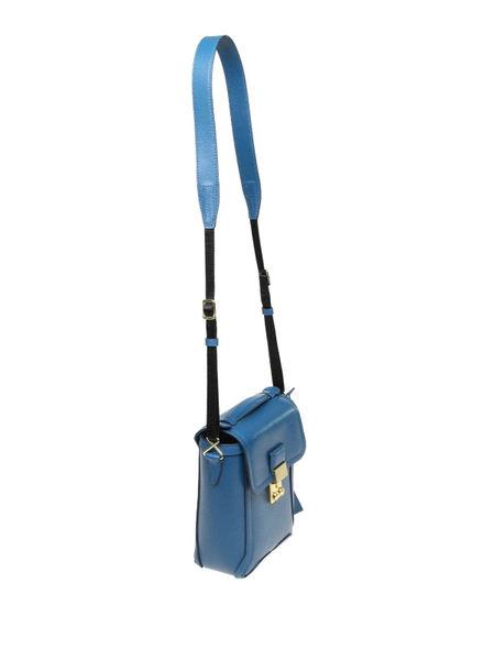 ■專櫃57折■ 3.1 Phillip Lim Pashli 兩用相機包 Lapis 青金石藍色