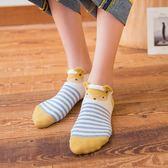 純棉淺口短筒夏季薄款可愛系學生襪