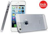 蘋果Apple iPhone 5 5s 艾美克IMAK 羽翼水晶殼手機保護殼透明手機殼可貼