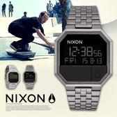 【人文行旅】NIXON | A158-632 THE RE-RUN 時尚電子錶