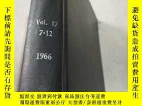 二手書博民逛書店chemical罕見age of india Vol.17 7-