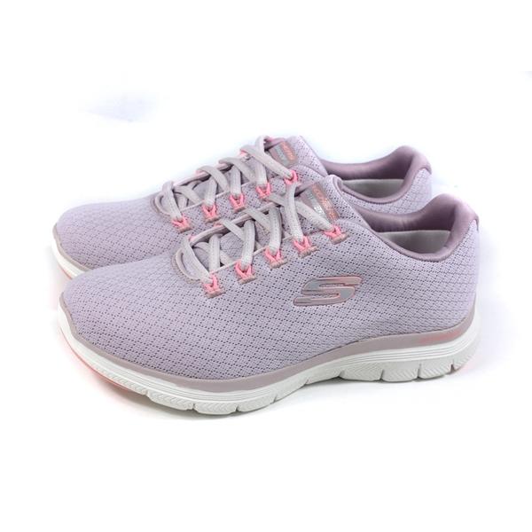 SKECHERS Flex Appeal 4.0 運動鞋 慢跑鞋 女鞋 防水 粉紫色 149298 no309