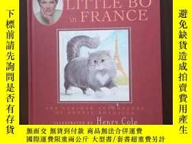 二手書博民逛書店Little罕見Bo in France (Little Bo, 2)【精美彩印插圖本】Y12800 Juli