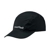 [Mont-Bell] GORE-TEX O.D. Cap 防水棒球帽 黑 (1128611-BK)