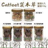 *KING WANG*罐裝 Catfeet茨木草《木天蓼》多款品項 當玩具讓貓咪啃咬 能到幫助潔牙的效果
