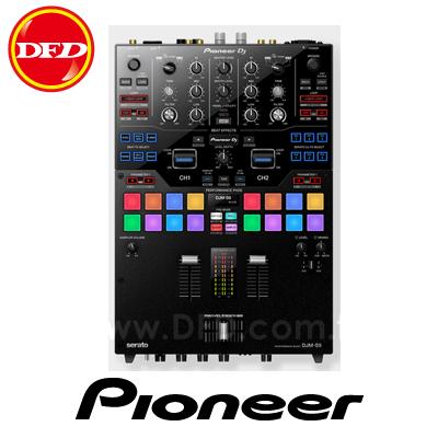 先鋒 Pioneer DJM-S9 混音器 Professional 2-channel 黑色 混音器 先鋒公貨 DJMS9