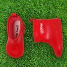 日本Kids Foret  B81824R  紅色 兒童雨鞋