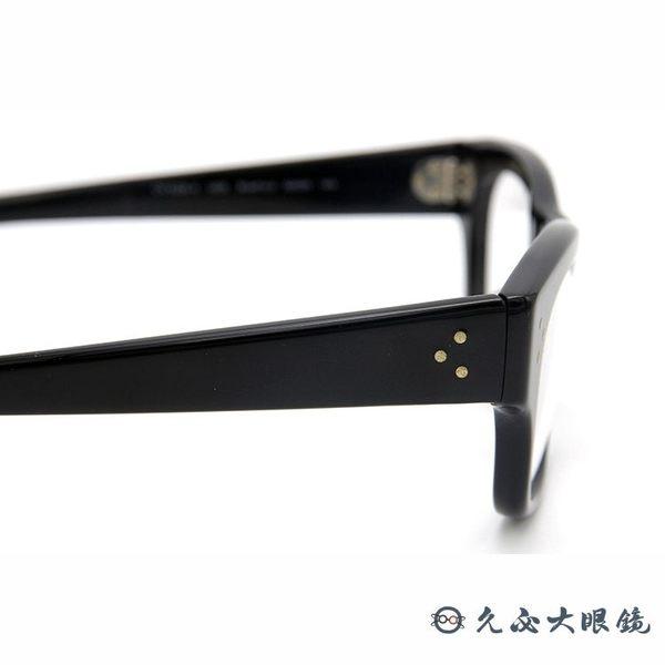 OLIVER PEOPLES 眼鏡 粗框 近視眼鏡 OV5229A 1005 黑 久必大眼鏡