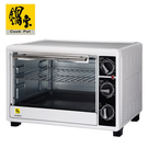 【CookPot 鍋寶】26L 雙溫控旋風 電烤箱 OV-2600-D