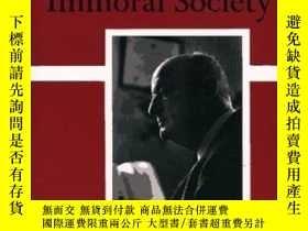 二手書博民逛書店Moral罕見Man And Immoral SocietyY256260 Reinhold Niebuhr