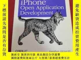 二手書博民逛書店iphone罕見Open Application Develop