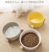 寵物碗貓碗貓食盆飯盆保護頸椎貓咪雙碗狗狗水碗糧碗狗盆