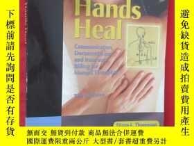 二手書博民逛書店Hands罕見Heal (大16開 ) 【詳見圖】,附光盤Y54
