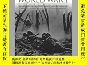 二手書博民逛書店The罕見Illustrated History of World War I (damaged)-一戰歷史插圖(