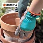 防護防滑耐磨 家用園藝保護手套花園   熊熊物語