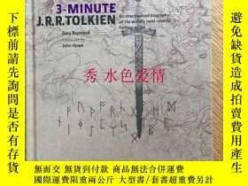 二手書博民逛書店托爾金視覺傳記3-Minute罕見J.R.R. Tolkien: