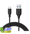 [美國直購] Anker AK-A81690A1 傳輸線 PowerLine USB-C to USB 3.0 Cable (6ft) for USB Type-C Devices