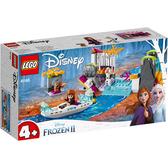 樂高積木 LEGO《 LT41165 》迪士尼公主系列 - Anna's Canoe Expedition╭★ JOYBUS玩具百貨