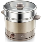Bear/小熊 DRG-C18A1電熱鍋多功能迷你蒸鍋雙層電火鍋學生電煮鍋MMKS歐歐