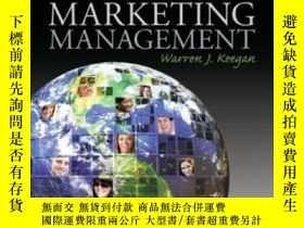 二手書博民逛書店Global罕見Marketing Management (8t