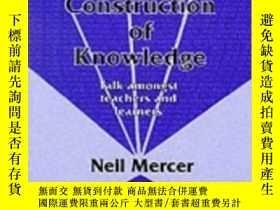 二手書博民逛書店The罕見Guided Construction Of KnowledgeY256260 Mercer, Ne