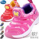 寶寶鞋子軟底學步鞋春秋迪士尼男童女童鞋毛毛蟲幼兒童運動休閑鞋mandyc衣間
