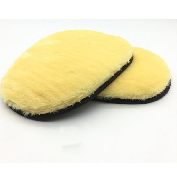 Qmishop 洗車手套 羊毛絨 擦車刷 加厚手套 車用清洗工具 清潔用品 羊毛手套 單個賣【J233】