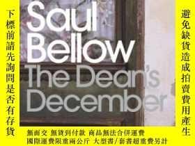 二手書博民逛書店The罕見Dean s December-院長的十二月Y436638 Bellow-saul Penguin