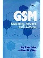 二手書博民逛書店 《Gsm: Switching, Services and Protocols》 R2Y ISBN:0471982784│JörgEberspächer