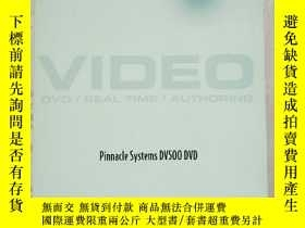 二手書博民逛書店Pinnacle罕見DV500 DVD User s Guide(頂峰DV500影碟機用戶指南)Y351358