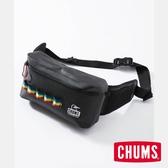 CHUMS 日本 Colorado River 防水腰包 黑 CH602501K001